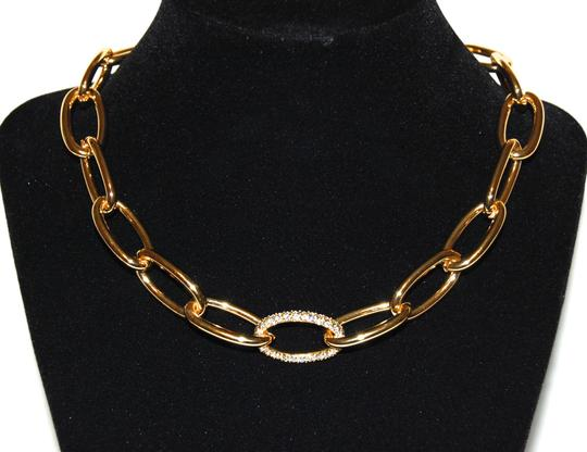 Preload https://img-static.tradesy.com/item/27699441/vince-camuto-gold-tone-oval-link-chain-crystal-necklace-0-0-540-540.jpg