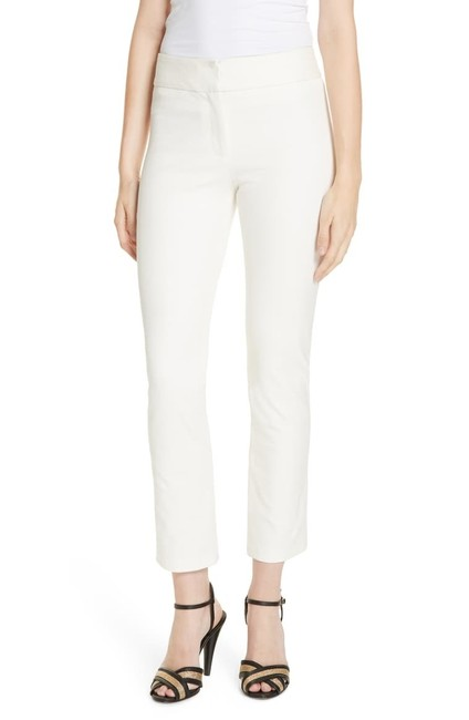 Item - White Rumi Slim Legs Pants Size 2 (XS, 26)