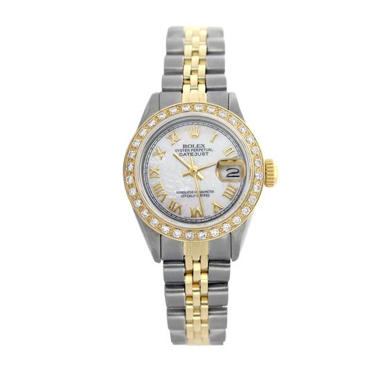 Rolex Ladies Rolex Datejust Mother of Pearl w/ FREE Appraisal and Warranty
