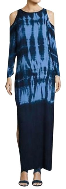 Preload https://img-static.tradesy.com/item/27700736/young-fabulous-and-broke-blue-mischa-tie-long-casual-maxi-dress-size-0-xs-0-1-650-650.jpg
