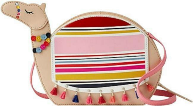 Kate Spade Spice Things Up Camel Purse Multicolor Leather Cross Body Bag Kate Spade Spice Things Up Camel Purse Multicolor Leather Cross Body Bag Image 1