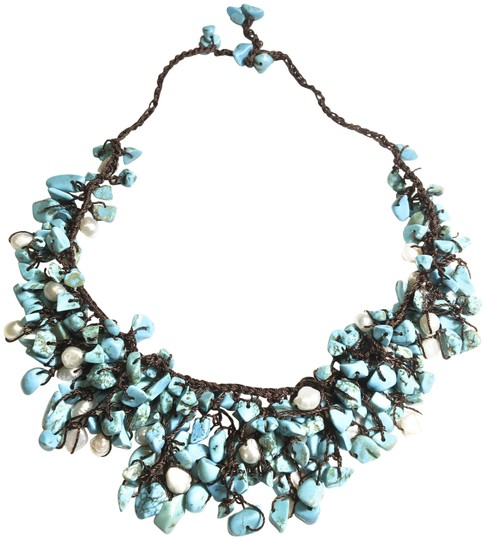 Preload https://img-static.tradesy.com/item/27701456/turquoise-freshwater-pearl-necklace-0-4-540-540.jpg