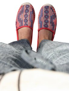 J.Crew Jute Espadrille Summer Beach Vacation Pink Flats