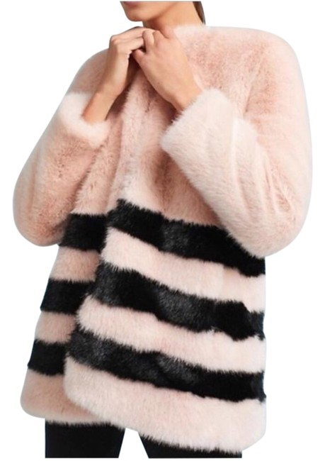 Item - Pink Lucy Eco Faux Coat Size Petite 2 (XS)