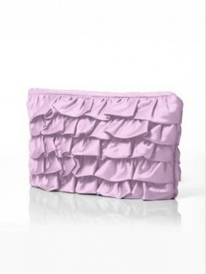 Dessy Purple Clutch