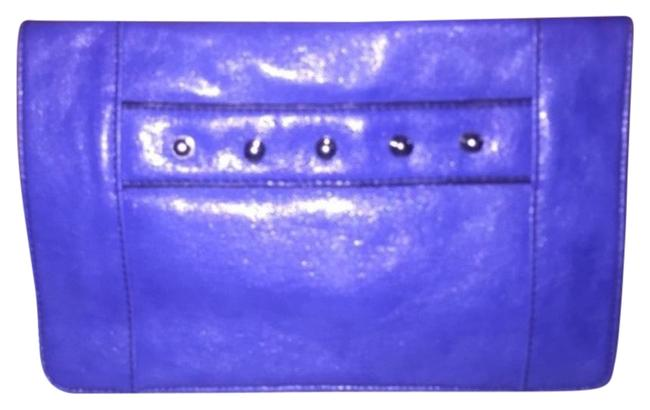 Item - Blue Clutch