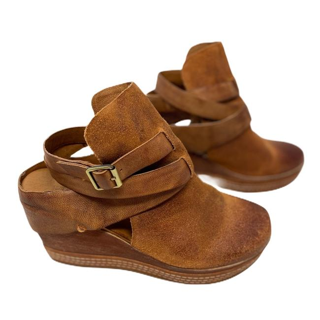Item - Tobacco Kat Suede Ankle Boots/Booties Size EU 41 (Approx. US 11) Regular (M, B)