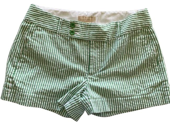 Item - Green Ryan Fit Shorts Size 6 (S, 28)
