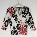 White House | Black Market Multicolor Fitted Cardigan Size 6 (S) White House | Black Market Multicolor Fitted Cardigan Size 6 (S) Image 6