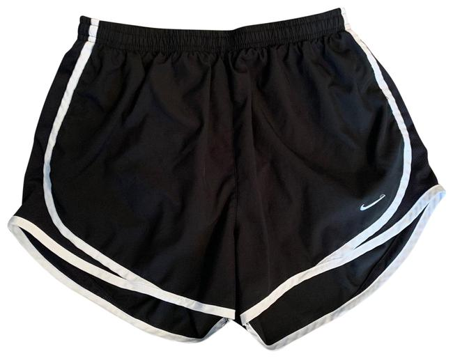 Item - Black Dri-fit Tempo Running Activewear Bottoms Size 8 (M)