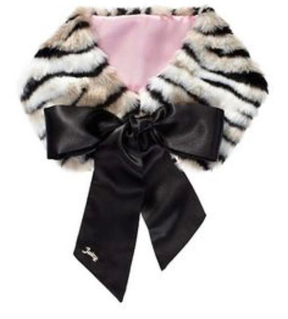 Juicy Couture Soft Faux Fur Tippets Scarf/Wrap Juicy Couture Soft Faux Fur Tippets Scarf/Wrap Image 1
