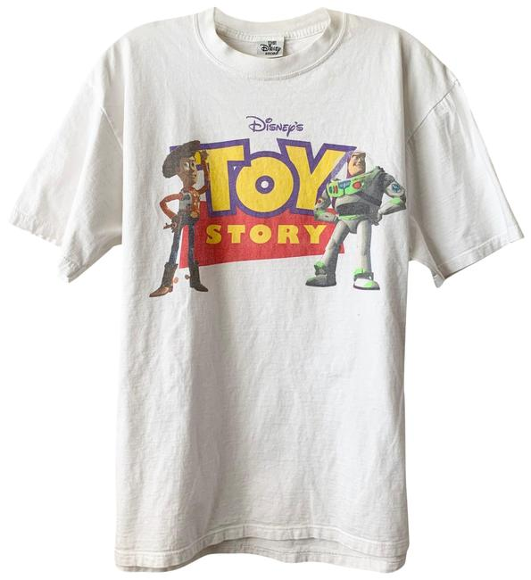 Disney Vintage Rare Toy Story 1 Graphic Tee Shirt Size 14 (L) Disney Vintage Rare Toy Story 1 Graphic Tee Shirt Size 14 (L) Image 1