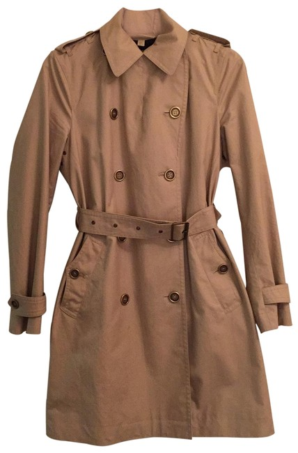 Item - Tan Coat Size 8 (M)