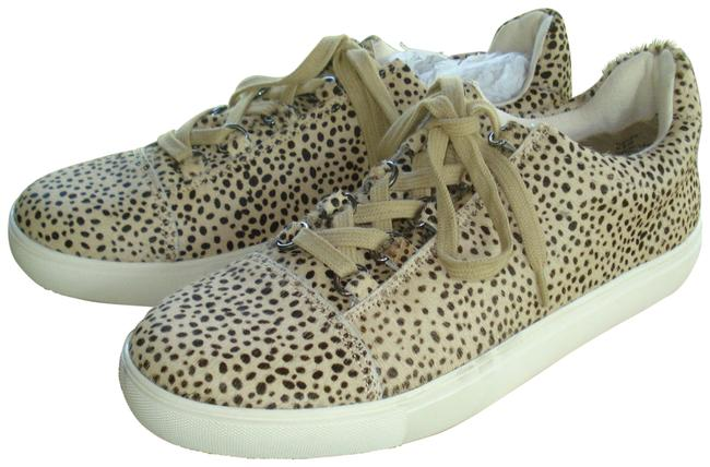 "Item - Tan ""Relay"" Calf Hair Coconuts By Sneakers Size US 9 Regular (M, B)"