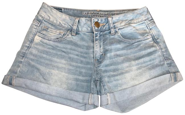 Item - Denim Super Stretch Jean Shorts Size 4 (S, 27)