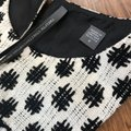 Twelfth St. by Cynthia Vincent Black White Silk Print Tank Top/Cami Size 8 (M) Twelfth St. by Cynthia Vincent Black White Silk Print Tank Top/Cami Size 8 (M) Image 4