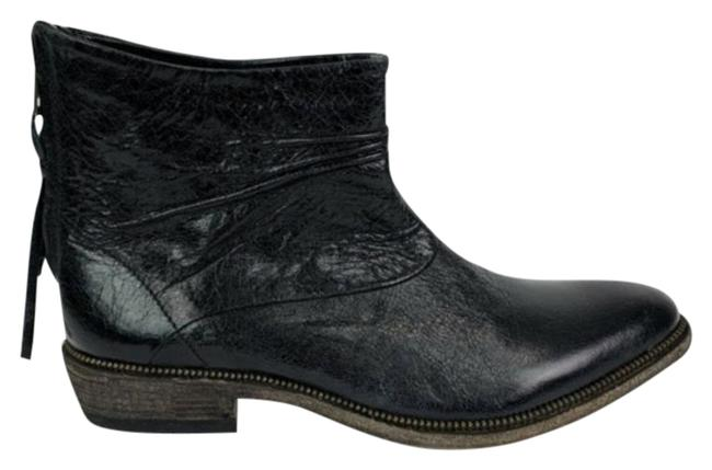 Item - Black 84 Leather Ankle Boots/Booties Size EU 37 (Approx. US 7) Regular (M, B)