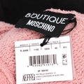 Boutique Moschino Pink Cable Knit Short Casual Dress Size 6 (S) Boutique Moschino Pink Cable Knit Short Casual Dress Size 6 (S) Image 6