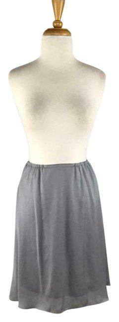 Item - Gray A-line Skirt Size 6 (S, 28)