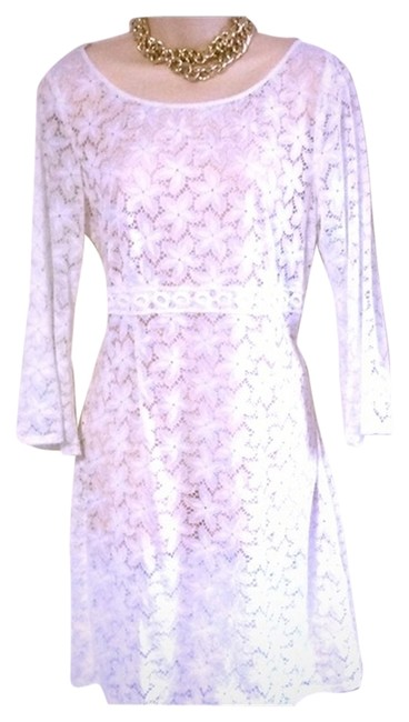 Laundry by Shelli Segal Lace Perfect 10 Dress