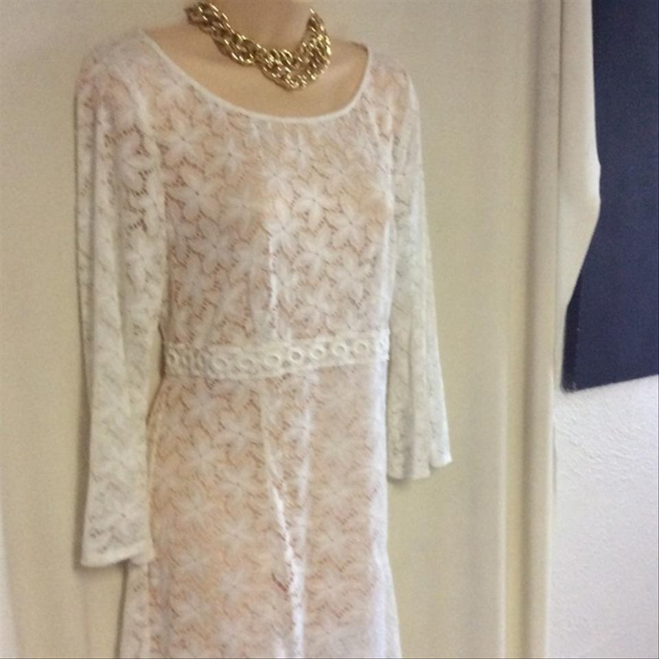Laundry by Shelli Segal Lace Perfect Knee Length Cocktail Dress Size ...