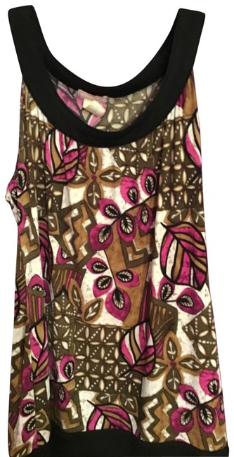 Item - Colorful And 1 Printed Sundress Mid-length Casual Maxi Dress Size 16 (XL, Plus 0x)