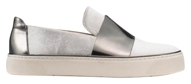 Item - Argento Silver The Boyband Sneakers Size US 7 Narrow (Aa, N)