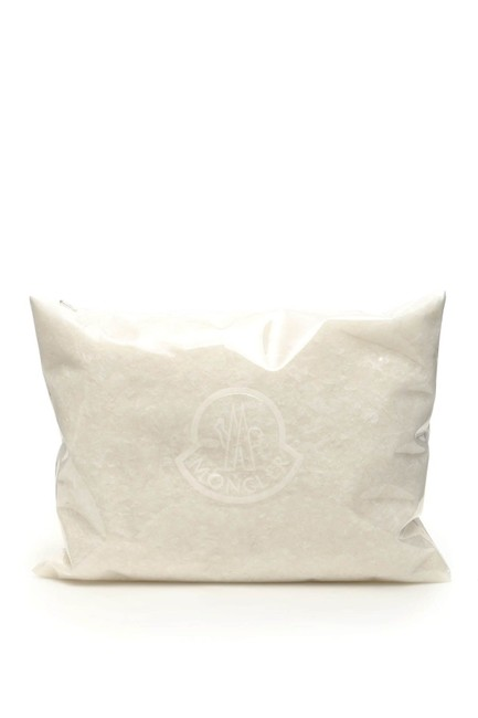 Item - Basic Sioule Padded Pvc Pouch White Clutch