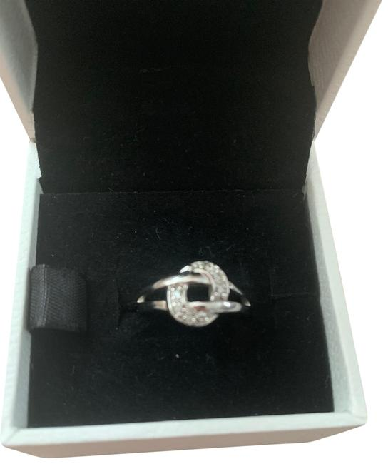 Item - Silver Pave Ring
