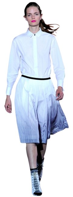 Boy. by Band of Outsiders Skirt Black White