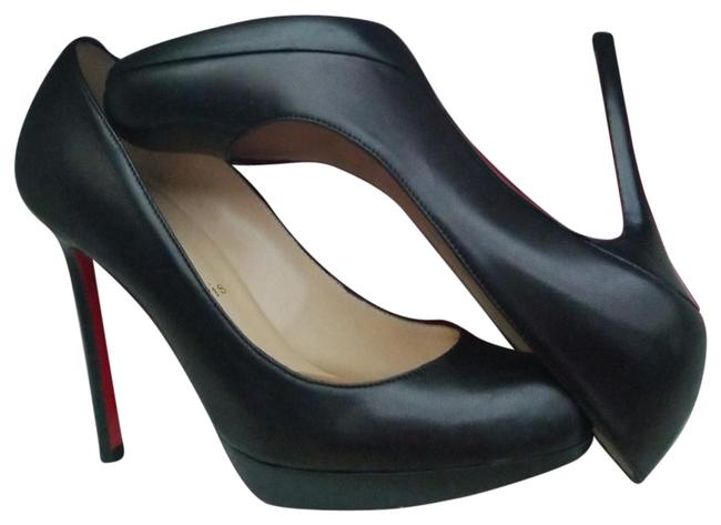 Christian Louboutin Black New Simple 120 Pumps Size EU 39 (Approx. US 9) Regular (M, B) Christian Louboutin Black New Simple 120 Pumps Size EU 39 (Approx. US 9) Regular (M, B) Image 1
