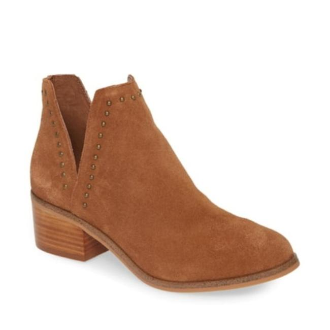 Item - Tan Brown Lyz In Chestnut Suede Boots/Booties Size US 6.5 Regular (M, B)