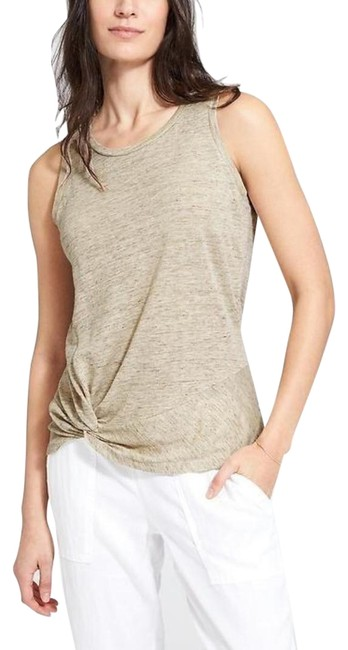 Item - Grey Knot Zephyr Activewear Top Size 2 (XS)