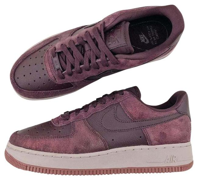 Item - Red Women's Air Force 1 '07 Premium Burgundy Crush For Inspiring and Creating Lifestyles and With Sneakers Size US 7 Narrow (Aa, N)