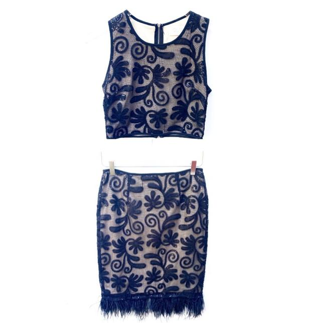 Sienna sky Black Sequin Set Short Night Out Dress Size 8 (M) Sienna sky Black Sequin Set Short Night Out Dress Size 8 (M) Image 1