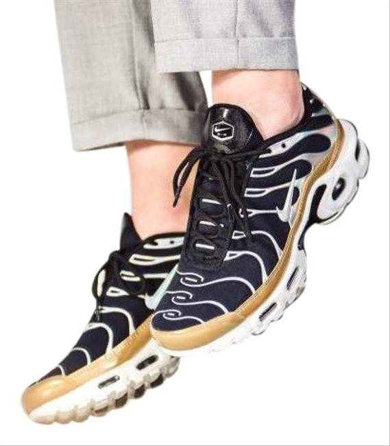Item - Black Women's Air Max Plus Gets A Fresh Makeover with A Stretch Synthetic Upper and Air-sole Units For With Sneakers Size US 7 Narrow (Aa, N)