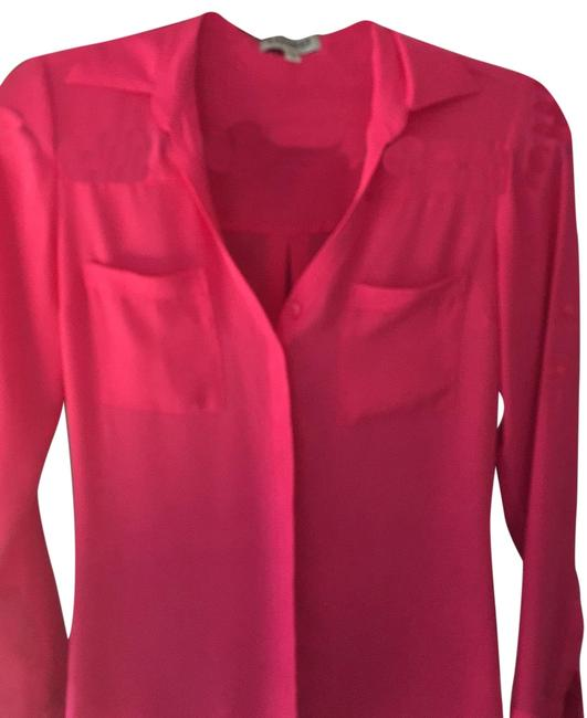 Preload https://img-static.tradesy.com/item/27731831/express-hot-pink-blouse-size-2-xs-0-1-650-650.jpg