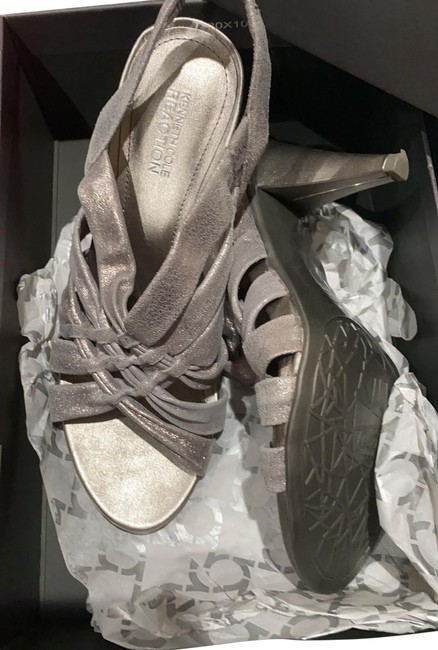 Item - Pewter Know By Heart Sandals Size US 9 Regular (M, B)
