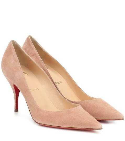 Preload https://img-static.tradesy.com/item/27732116/christian-louboutin-nude-clare-80-suede-heels-pumps-size-eu-35-approx-us-5-regular-m-b-0-0-540-540.jpg