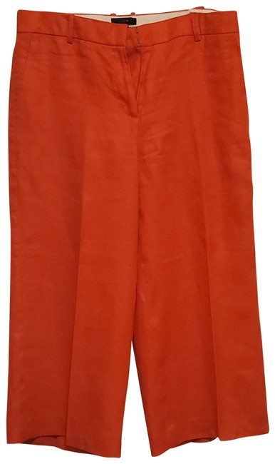 Item - Red-orange E8812 Pants Size 8 (M, 29, 30)