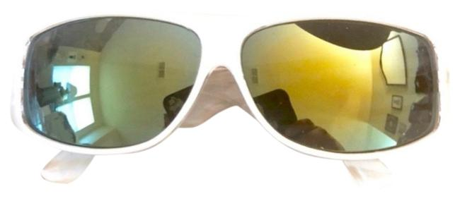 Vintage White Cool-ray Sunglasses Vintage White Cool-ray Sunglasses Image 1