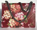 Gucci Shoulder Bag Dionysus New Gg Chain Blooms Medium Red Leather Tote Gucci Shoulder Bag Dionysus New Gg Chain Blooms Medium Red Leather Tote Image 8