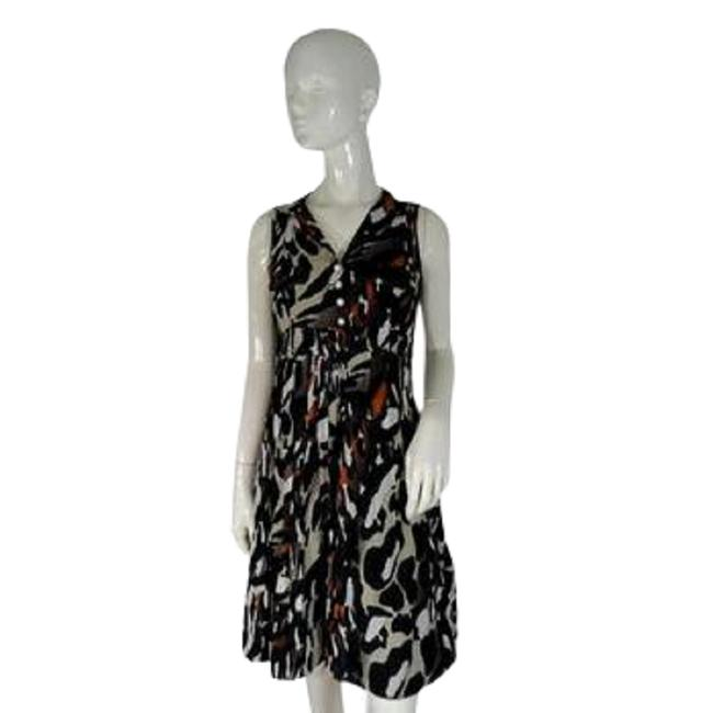 Item - Animal Print Black Copper Basic (Sku 000195-7) Long Formal Dress Size 10 (M)