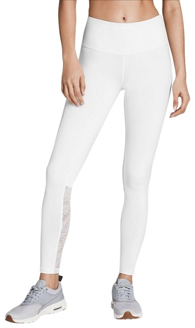 Item - White Knockout By Sport Palm Tight Small Pants Size 4 (S, 27)