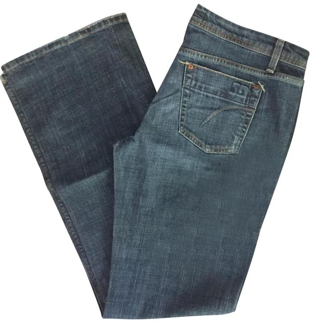JOE'S Jeans Light Wash Distressed Boot Cut Jeans Size 10 (M, 31) JOE'S Jeans Light Wash Distressed Boot Cut Jeans Size 10 (M, 31) Image 1