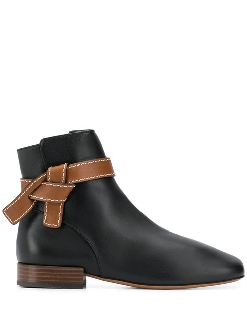 Item - Gate Leather Ankle Boots/Booties Size EU 39 (Approx. US 9) Regular (M, B)