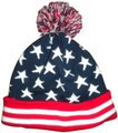 Unbranded Adult One Size Patriotic Winter Hat