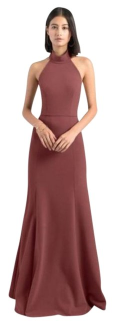 Item - Cinnamon Rose Petra Evening Bridesmaids Long Formal Dress Size 6 (S)