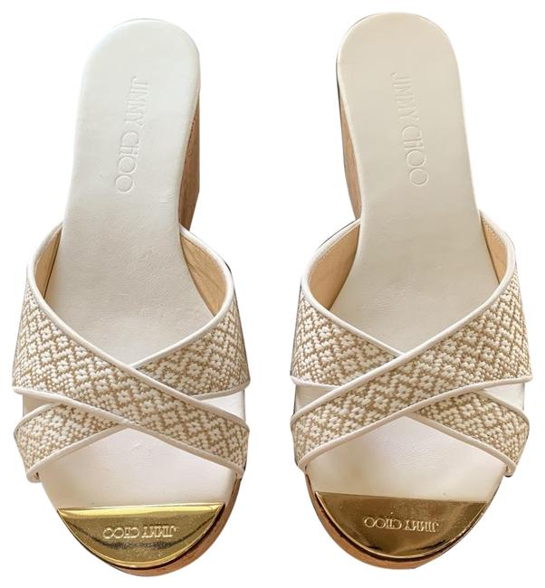 Item - White/Marble Prima Wedges Size EU 37.5 (Approx. US 7.5) Regular (M, B)