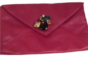 Marc by Marc Jacobs Magenta Clutch